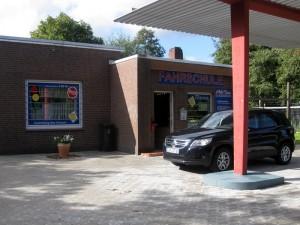 Hauptstelle der Fahrschule Abbi Totz
