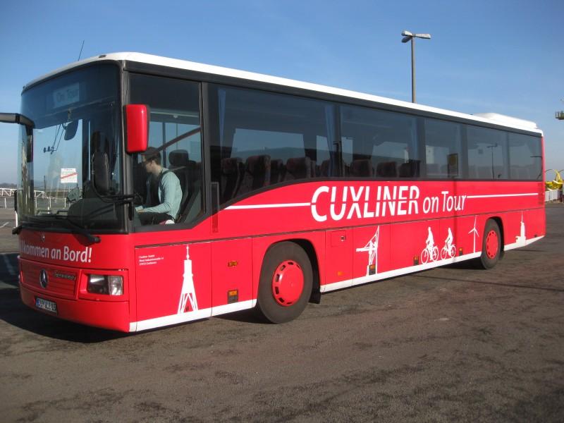 Fahrschule Cuxhaven: Fahrschul-Bus