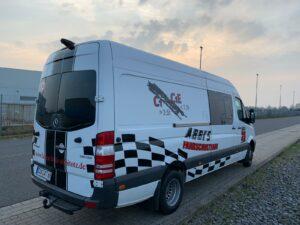 Fahrschule Cuxhaven: DB Sprinter 516