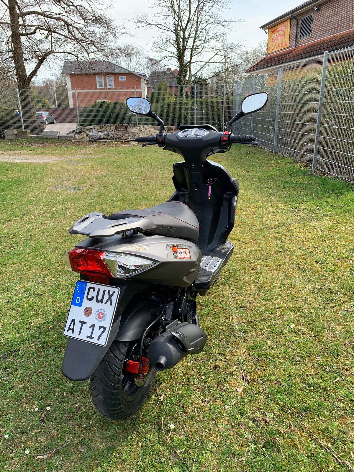 Fahrschule Cuxhaven: Roller 125er